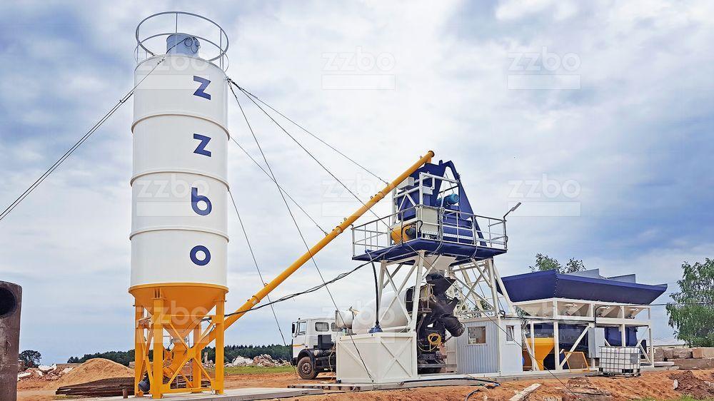 Силос цемента СЦ-42 - фото 1