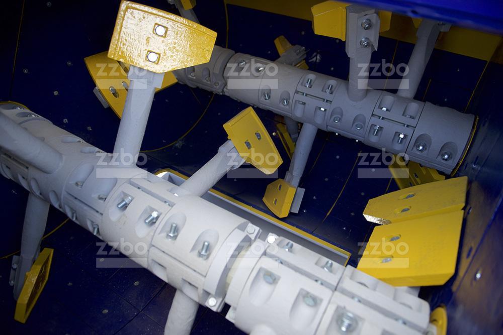 Двухвальный бетоносмеситель БП-2Г-1500с - фото 3