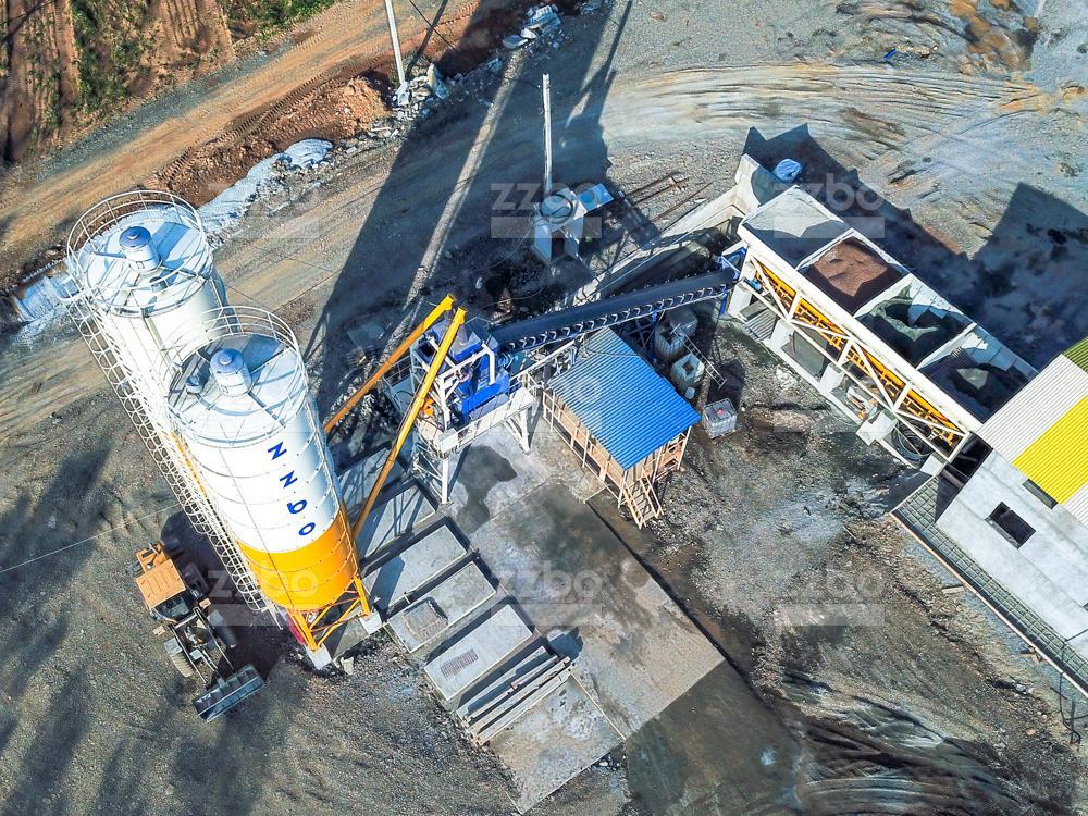 Силос цемента СП-290 - фото 1