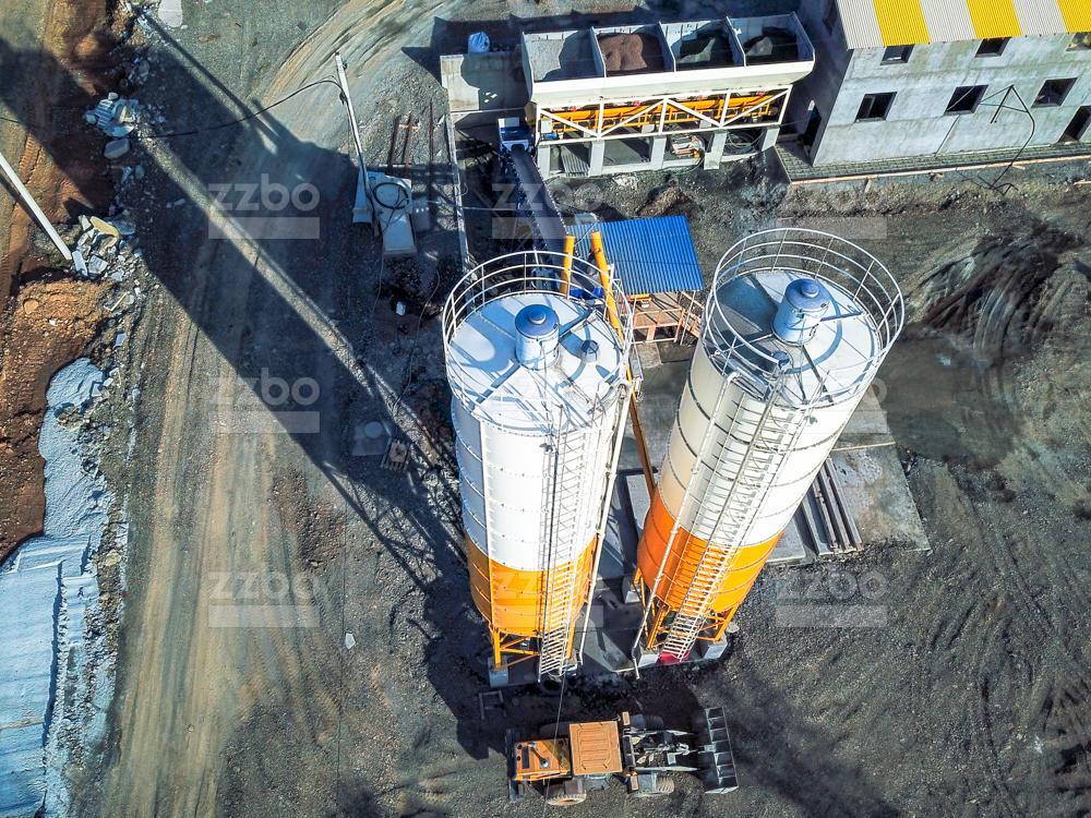 Силос цемента СП-290 - фото 2