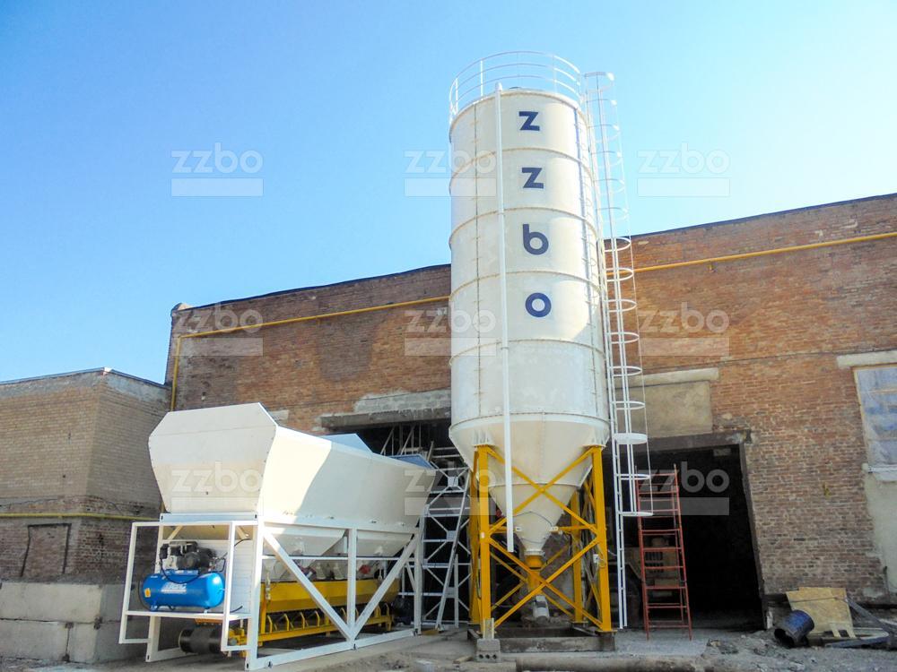 Силос цемента СЦМ-120