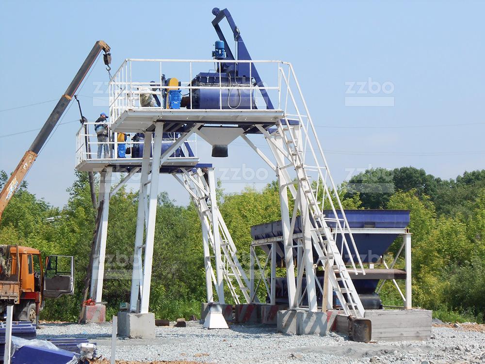 Бетонный завод СКИП30х2 - фото 21