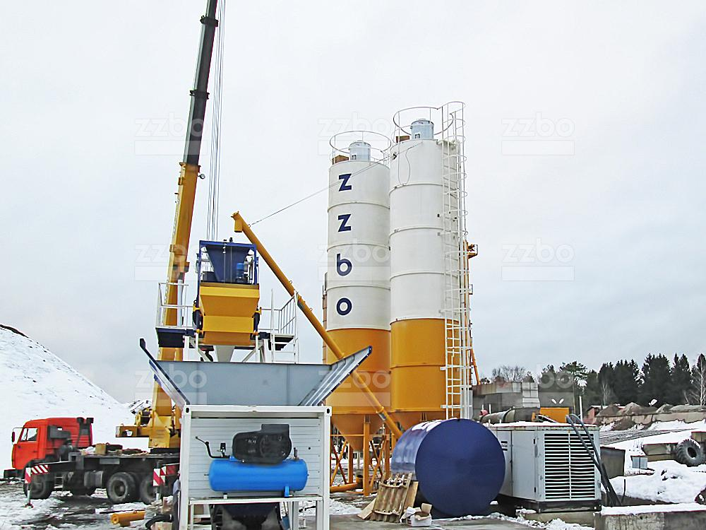 Силос цемента СЦ-62 - фото 15