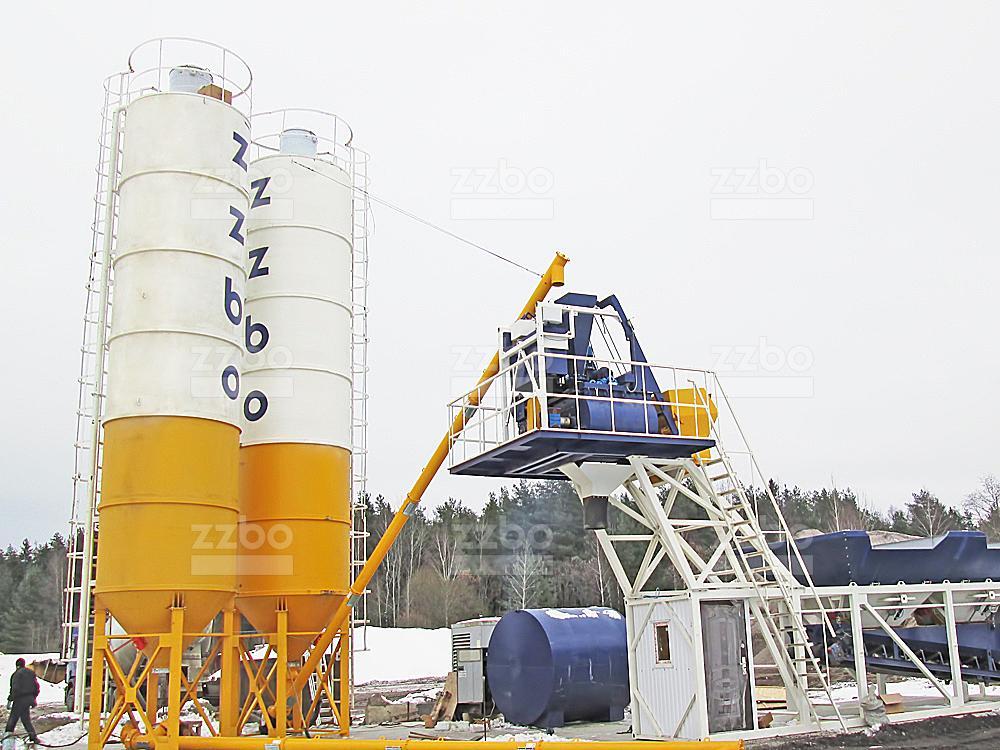 Силос цемента СЦ-62