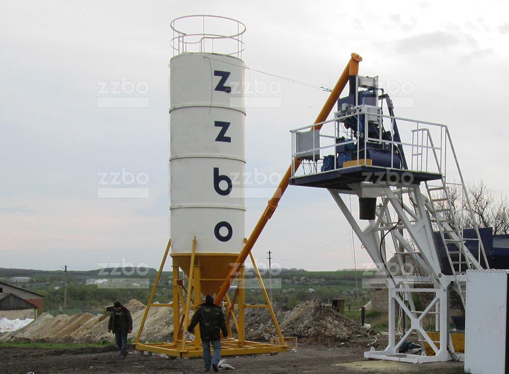 Силос цемента СЦ-42 - фото 5