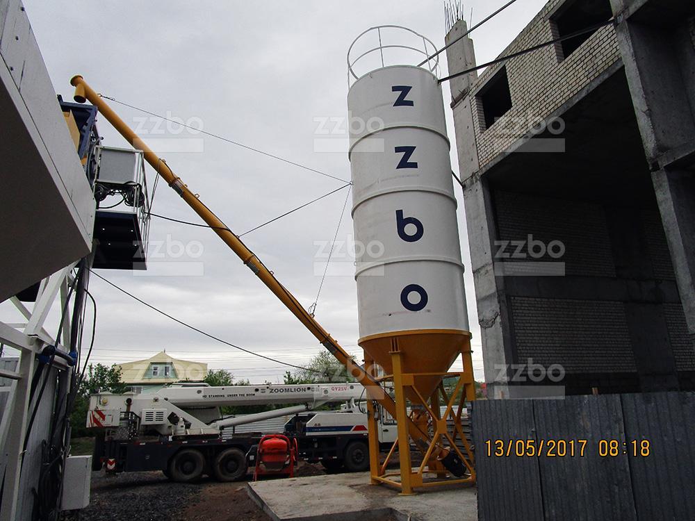 Силос цемента СЦ-42 - фото 8