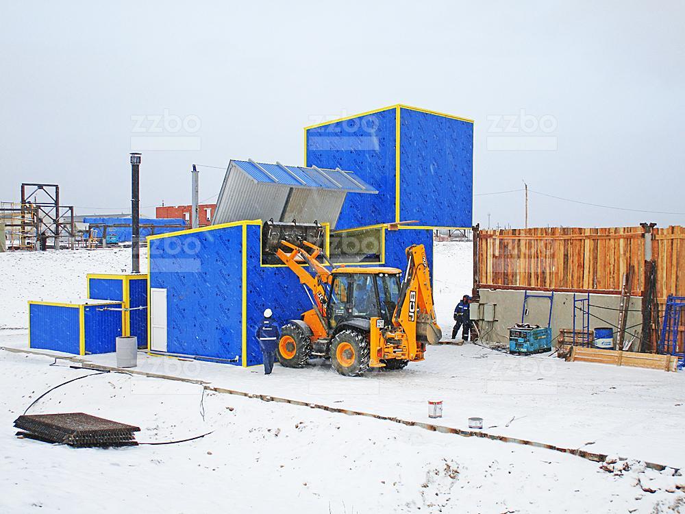 Бетонный завод ФЛАГМАН-15 - фото 27