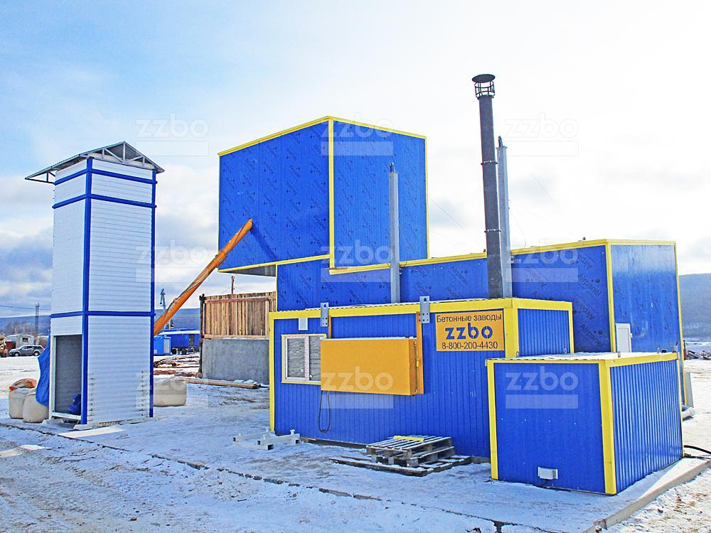 Бетонный завод ФЛАГМАН-15 - фото 41