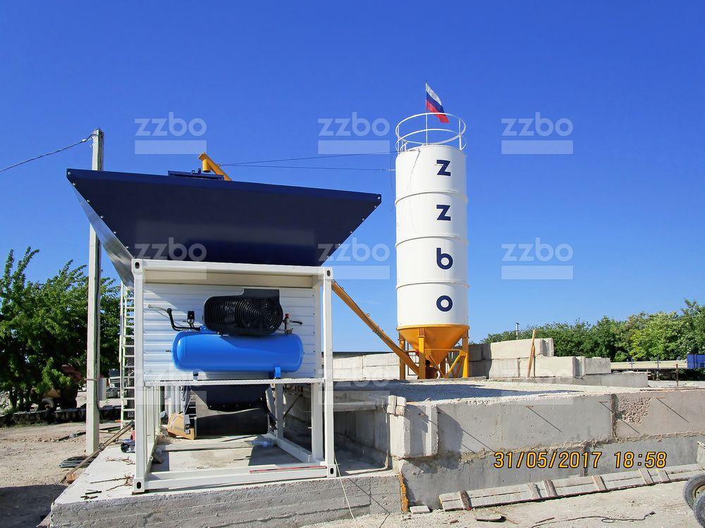 Силос цемента СЦ-42 - фото 24