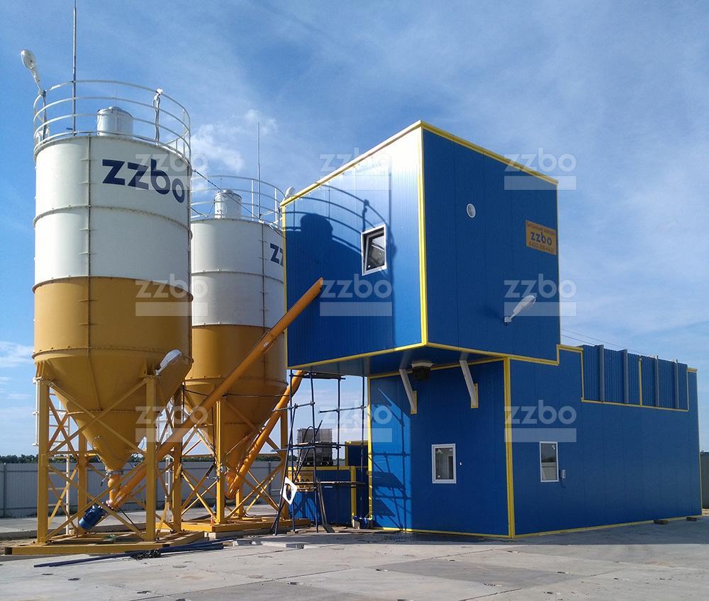 Бетонный завод ФЛАГМАН-15 - фото 31