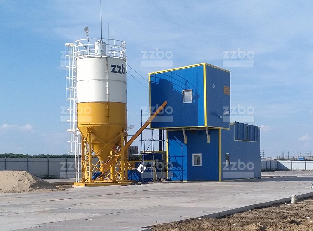Бетонный завод ФЛАГМАН-15 - фото 11