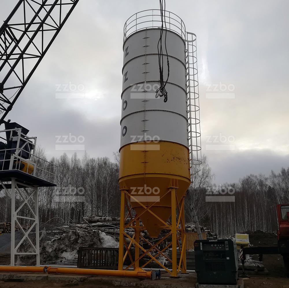 Силос цемента СЦМ-120 - фото 8