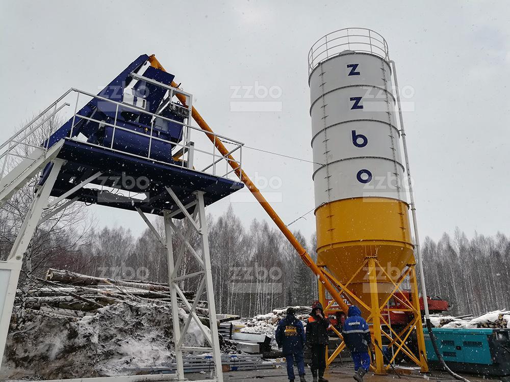 Силос цемента СЦМ-120 - фото 7