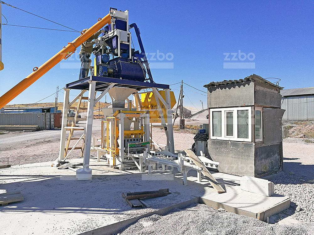 Мини-бетонный завод БЮДЖЕТ-15 - фото 9