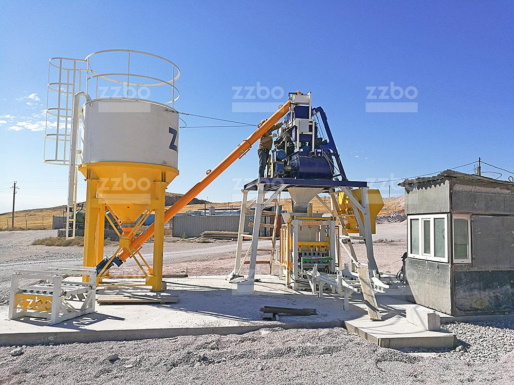 Бетонный завод Мини-РБУ-15 - фото 10