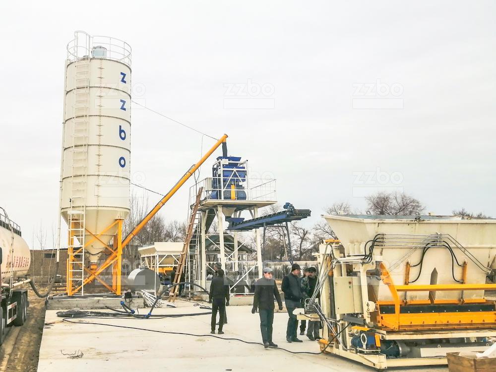 Бетонный завод ЛЕНТА-36 - фото 19