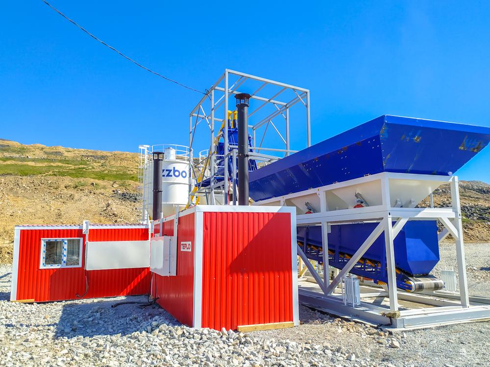 Дизельный парогенератор ПГ-1000 </br> в блок-контейнере - фото 18