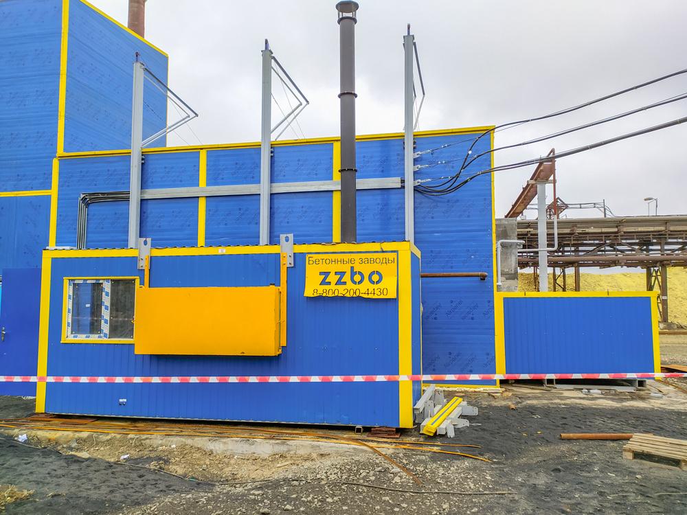 Дизельный парогенератор ПГ-1000 </br> в блок-контейнере - фото 15