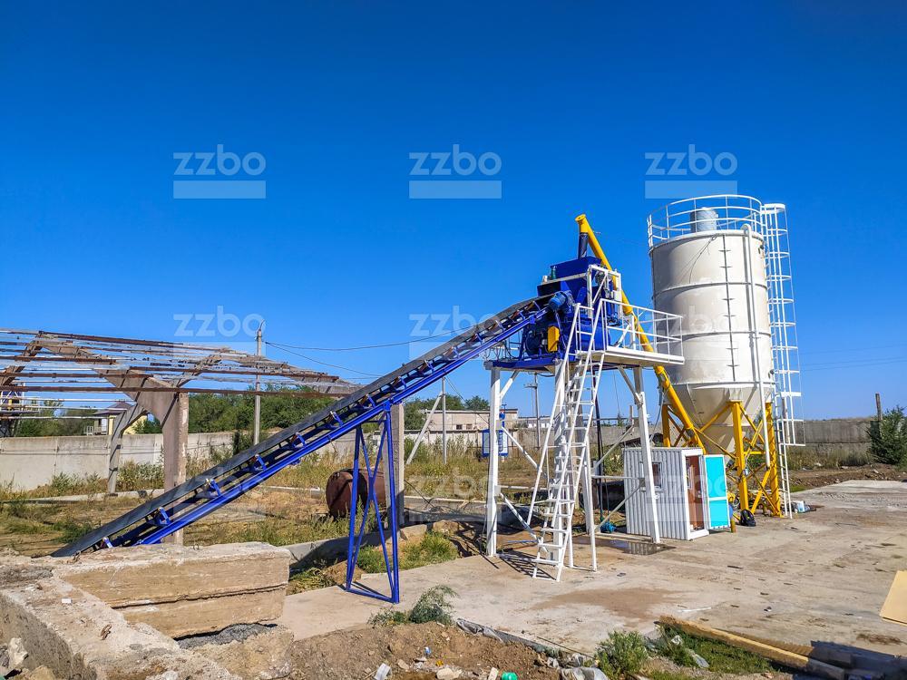 Бетонный завод ЛЕНТА-36 - фото 1