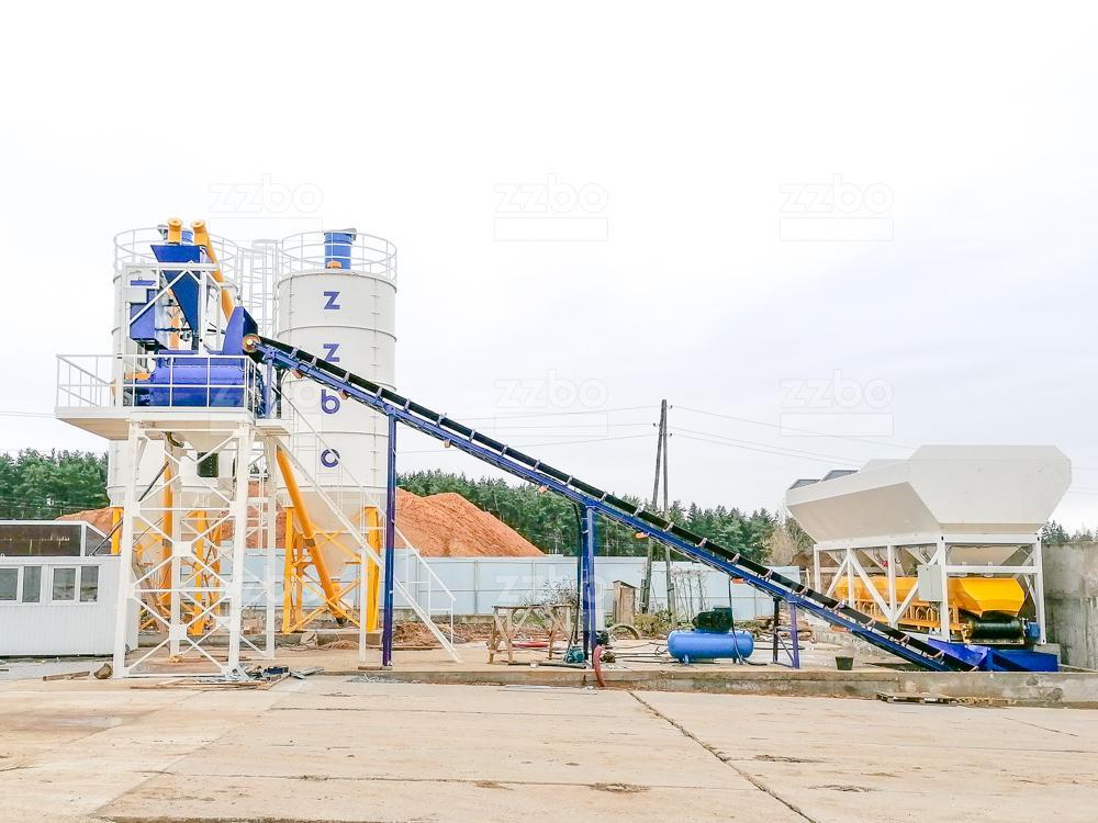 Бетонный завод ЛЕНТА-106 - фото 9