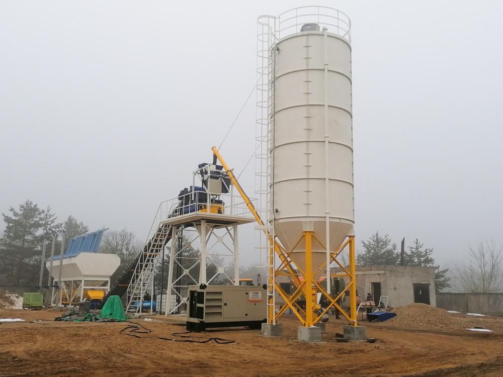 Силос цемента СЦМ-120 - фото 2