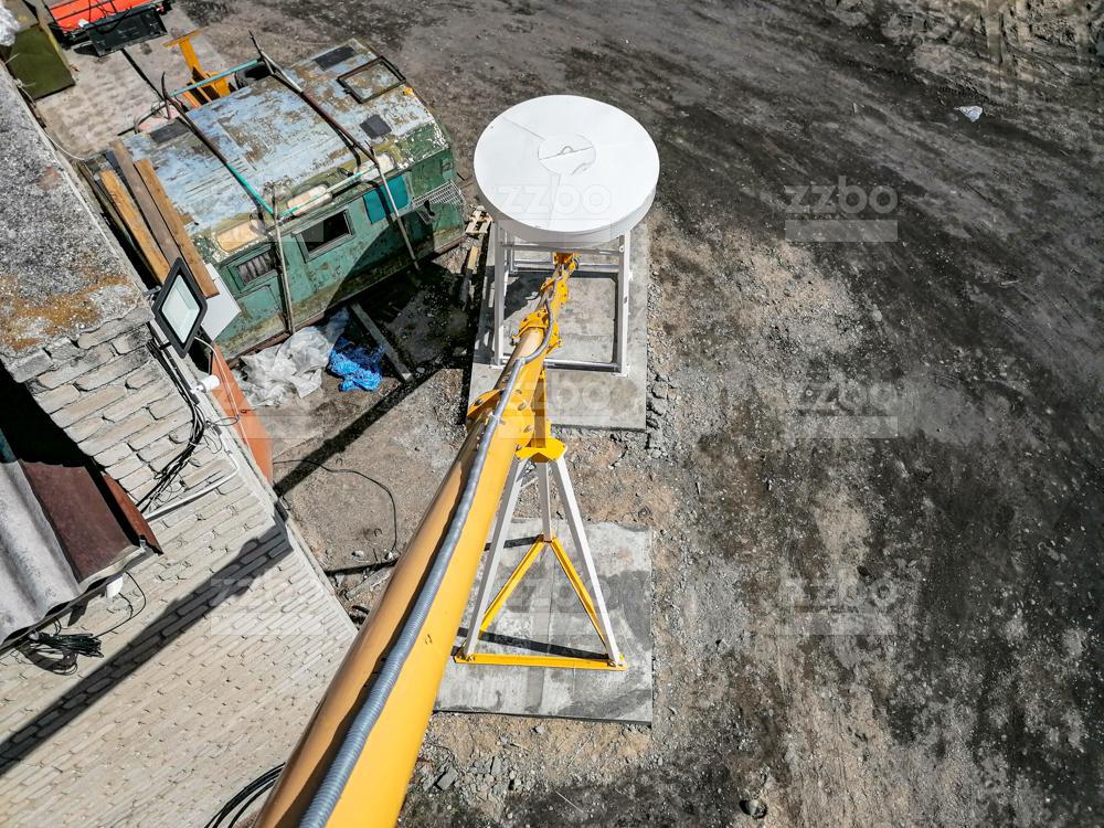 Растариватель биг-бегов цемента РМК-2 - фото 2