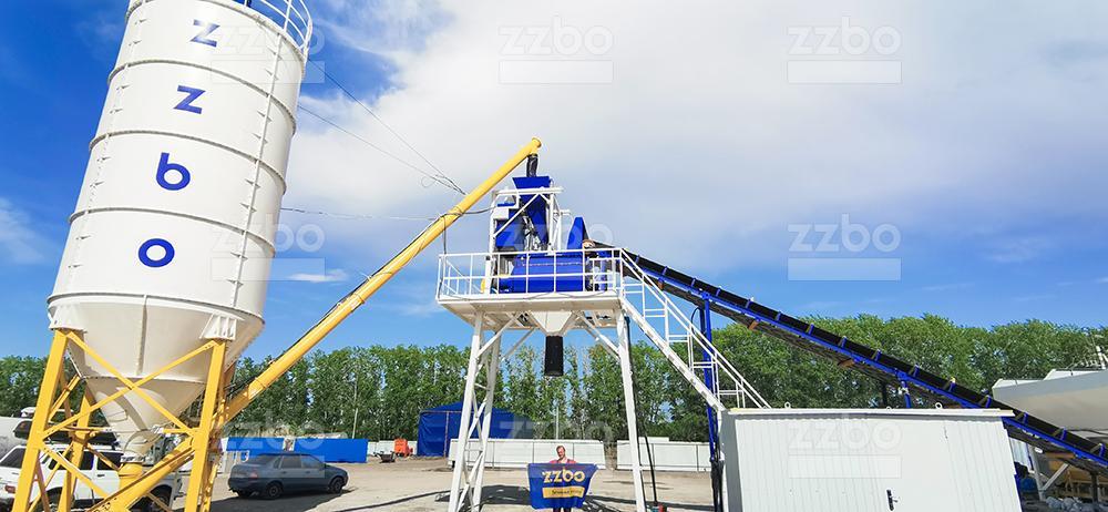 Бетонный завод ЛЕНТА-106 - фото 1