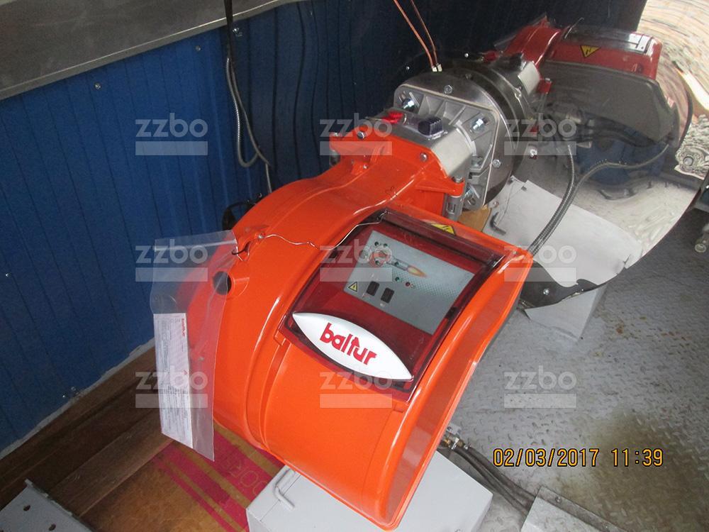 Дизельный парогенератор ПГ-1000 в блок-контейнере - фото 13