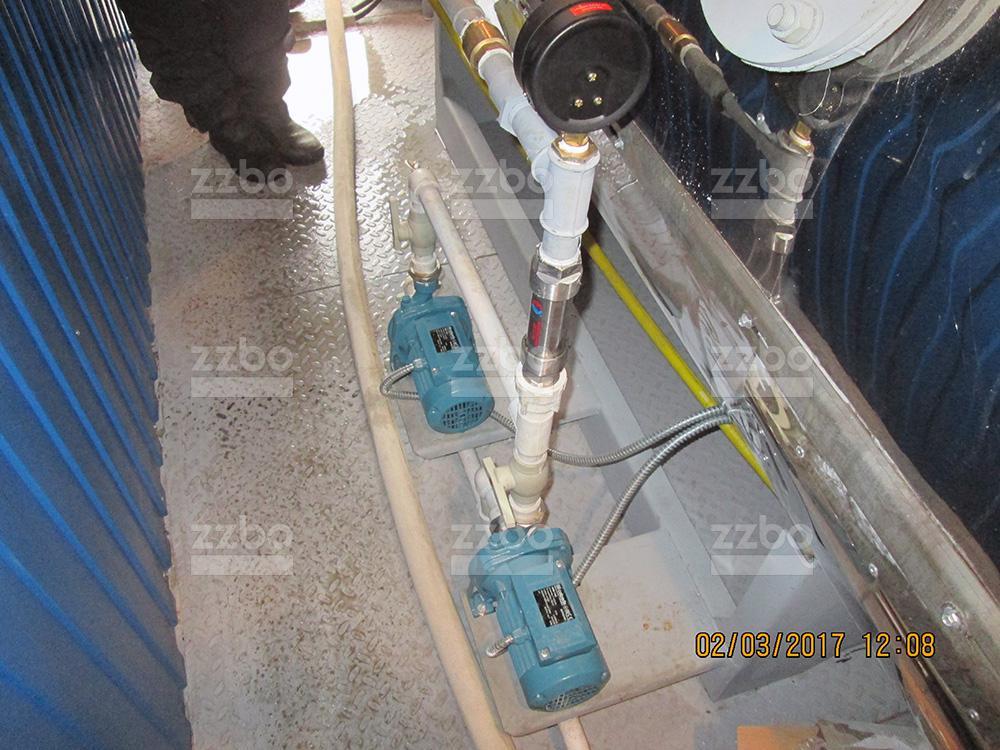 Дизельный парогенератор ПГ-1000 в блок-контейнере - фото 27