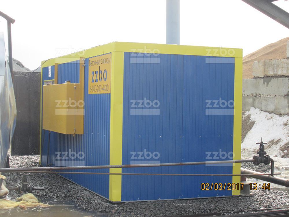 Дизельный парогенератор ПГ-1000 в блок-контейнере - фото 28