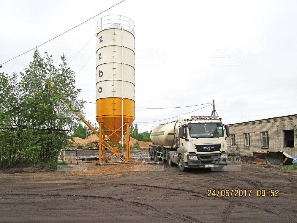 Силос цемента СЦМ-120 - фото 6