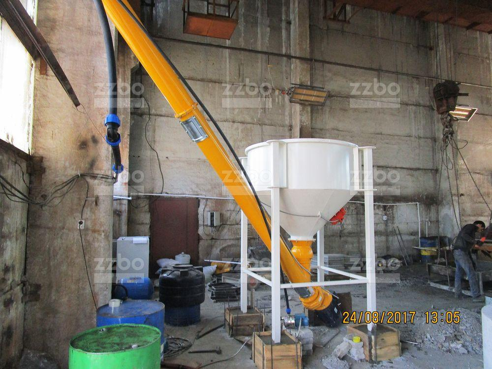 Растариватель биг-бегов цемента РМК-2 - фото 1