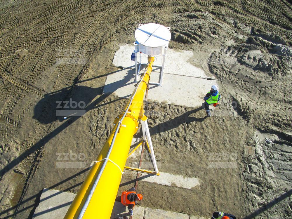Растариватель биг-бегов цемента РМК-2 - фото 5