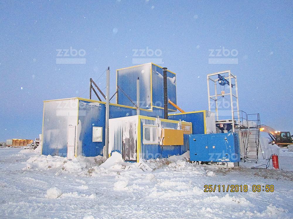 Бетонный завод ФЛАГМАН-15 - фото 1