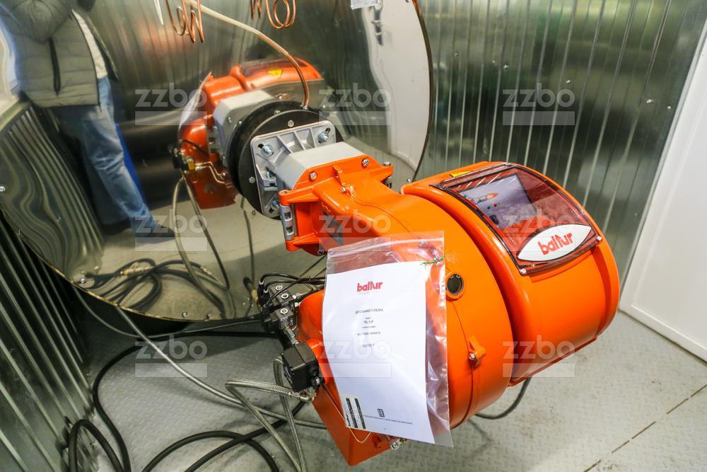 Дизельный парогенератор ПГ-1000 </br> в блок-контейнере - фото 12