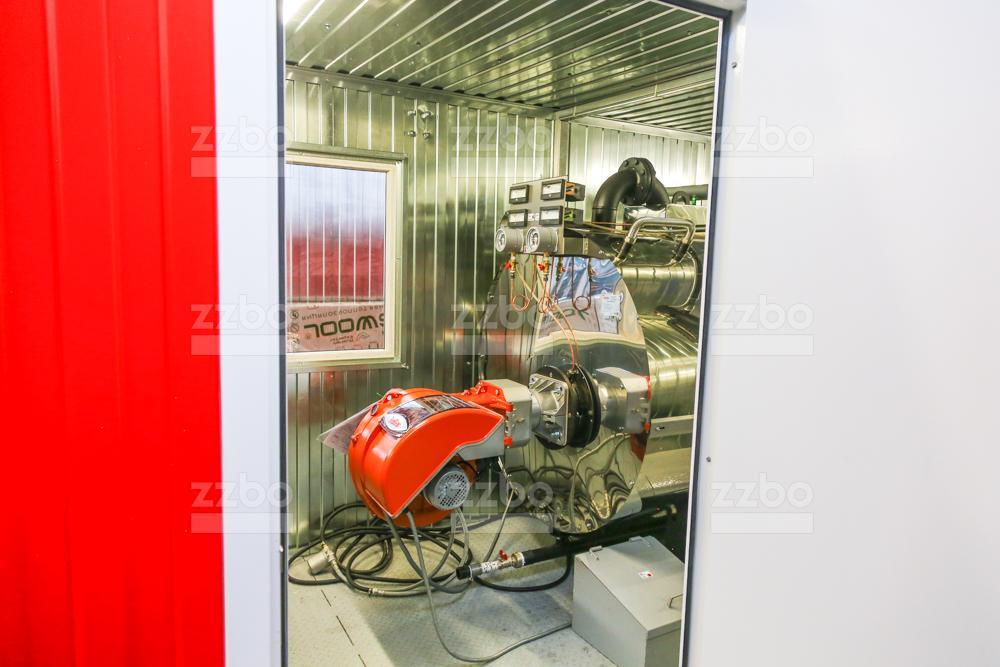 Дизельный парогенератор ПГ-1000 </br> в блок-контейнере - фото 2