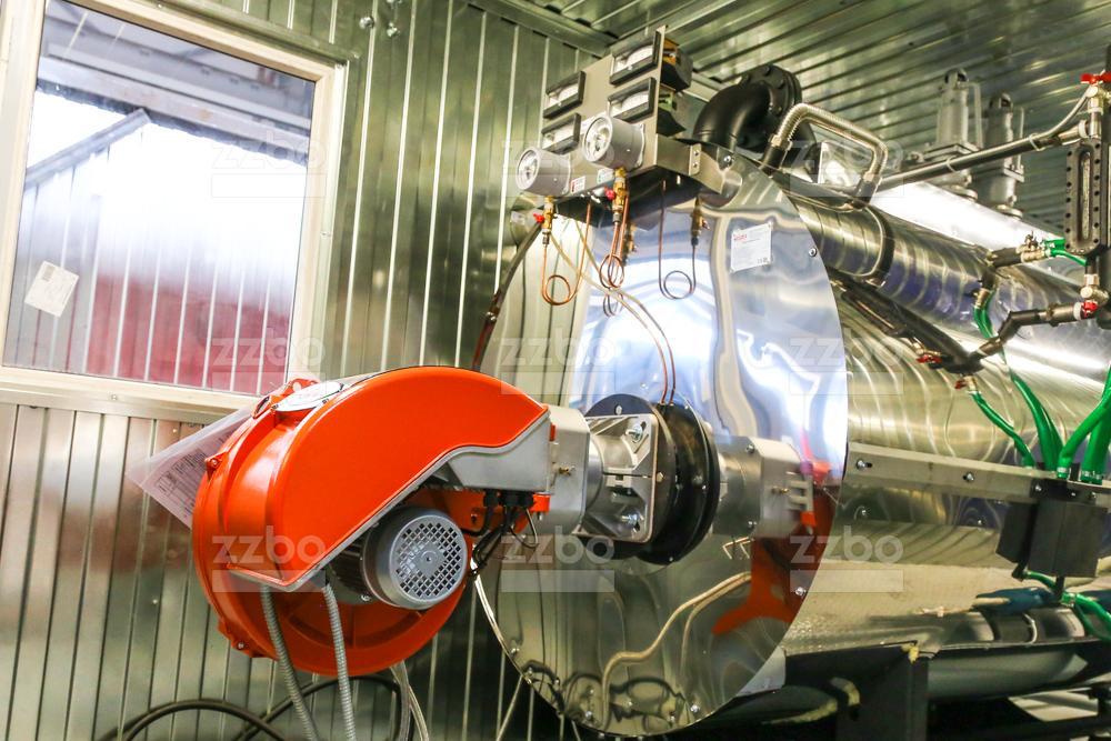 Дизельный парогенератор ПГ-1000 </br> в блок-контейнере - фото 1