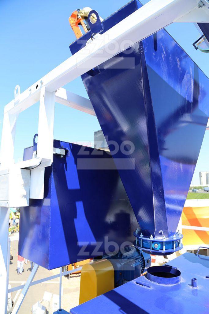 Блок дозаторов БД-7