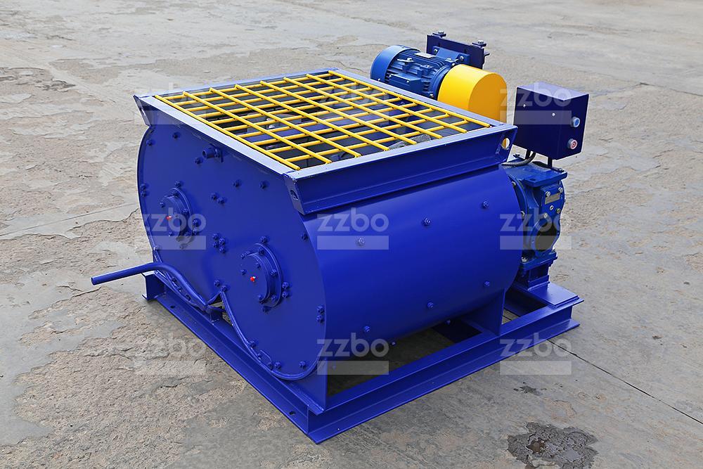 Двухвальный бетоносмеситель БП-2Г-185 - фото 3