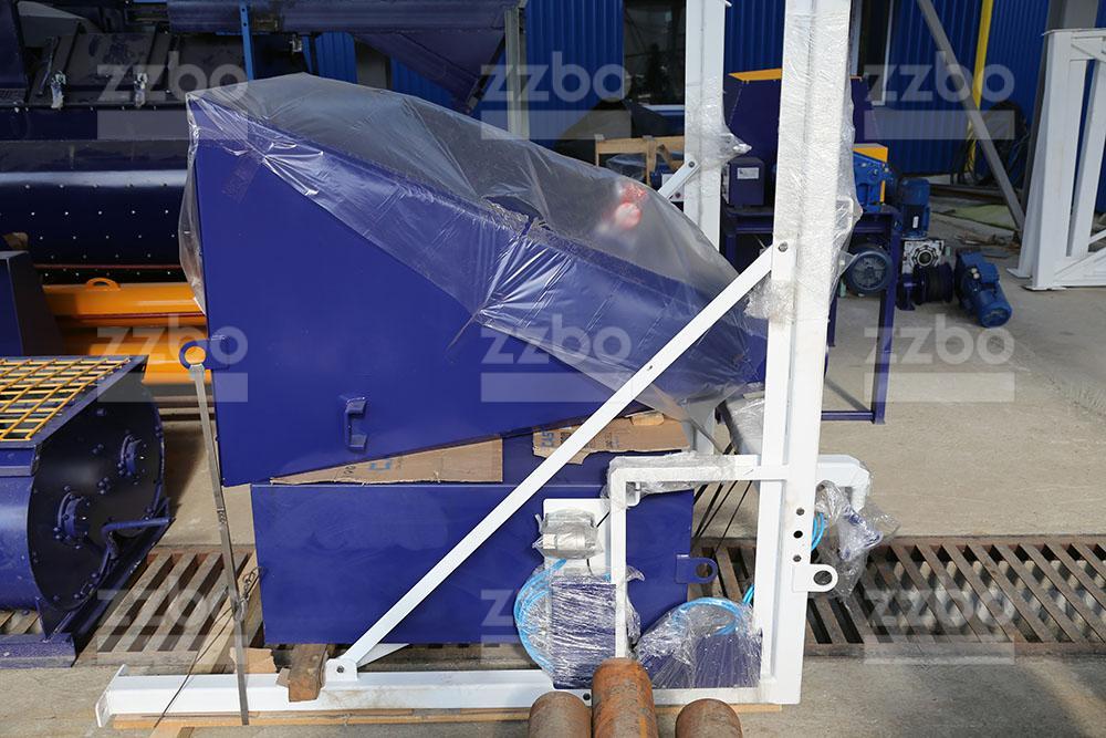 Блок дозаторов БД-7 - фото 4