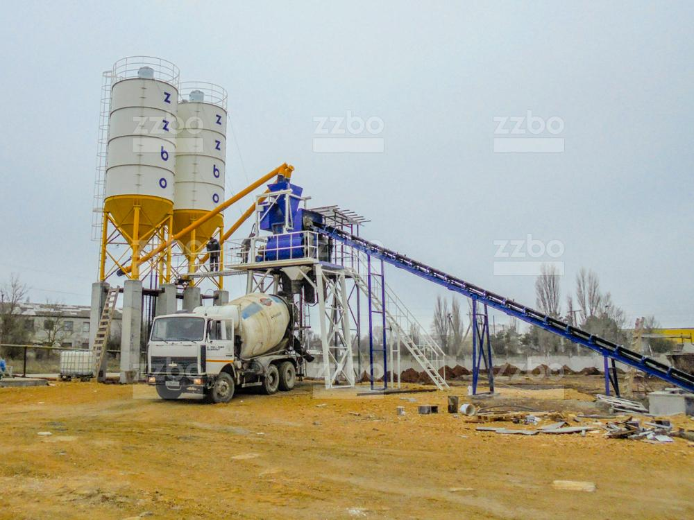 Бетонный завод ЛЕНТА-106 - фото 4