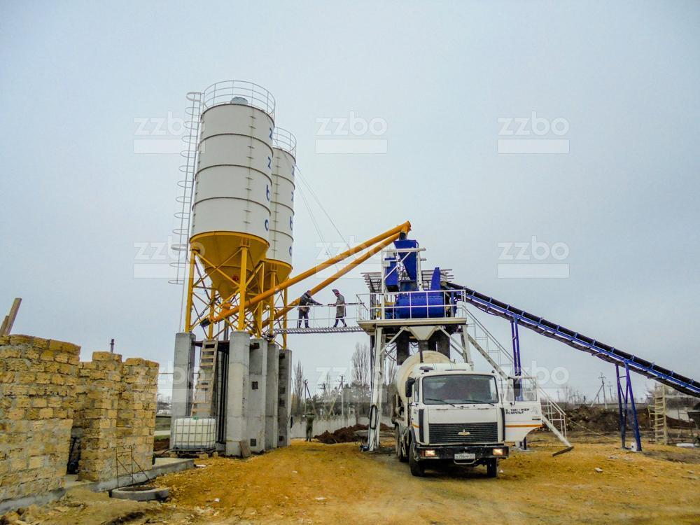 Бетонный завод ЛЕНТА-106 - фото 3
