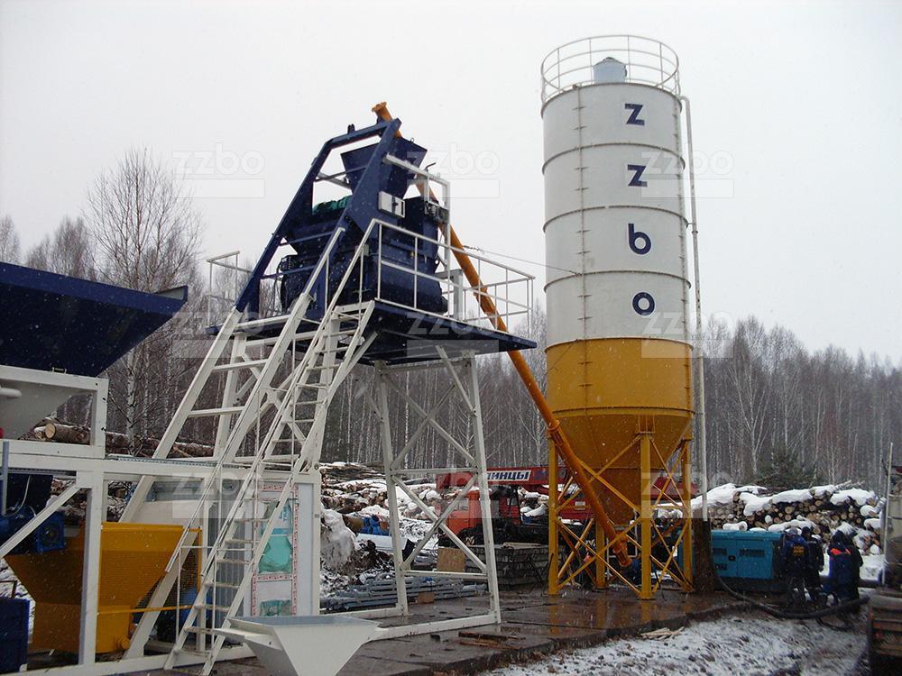 Силос цемента СЦМ-120 - фото 4