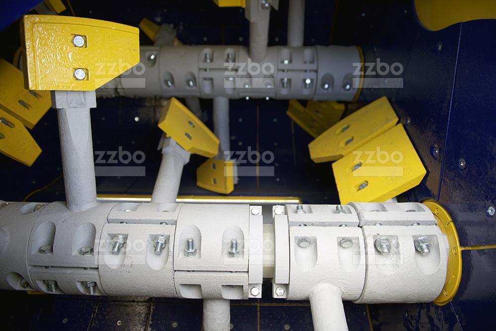 Двухвальный бетоносмеситель БП-2Г-2250с - фото 1