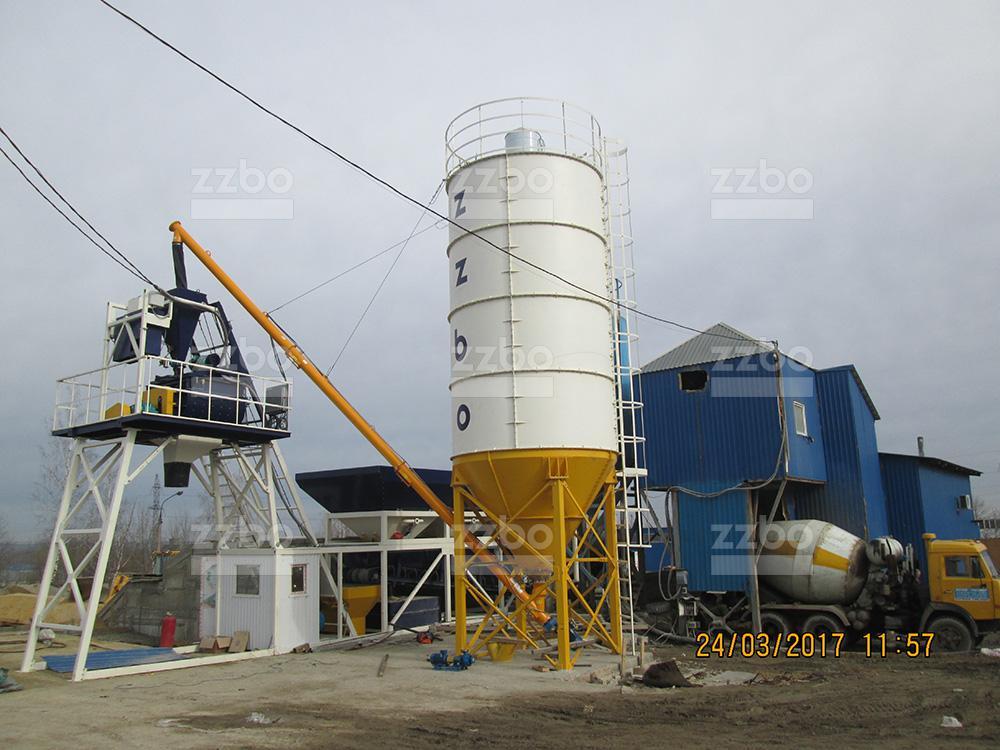 Бетонный завод КОМПАКТ-45 - фото 5