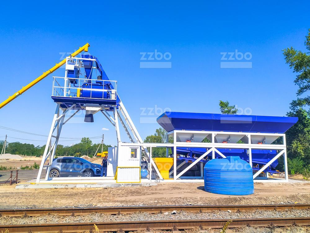 Бетонный завод КОМПАКТ-45 - фото 34
