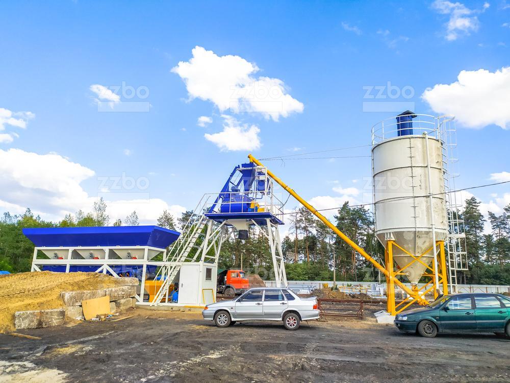 Бетонный завод КОМПАКТ-45 - фото 33