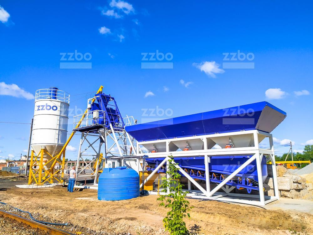 Бетонный завод КОМПАКТ-45 - фото 32