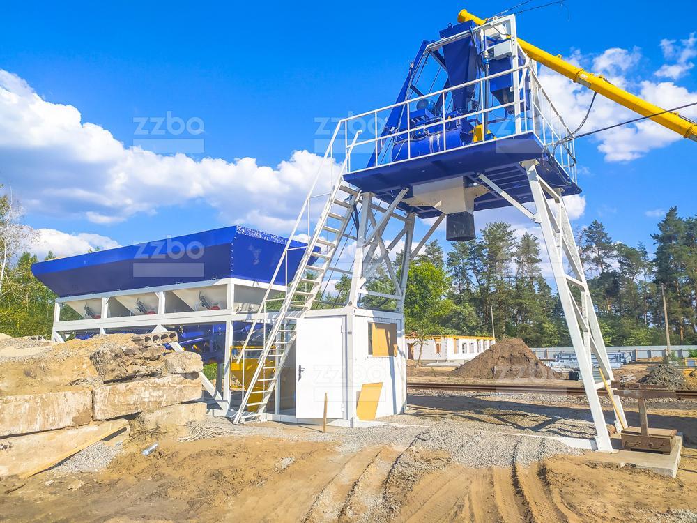 Бетонный завод КОМПАКТ-45 - фото 28