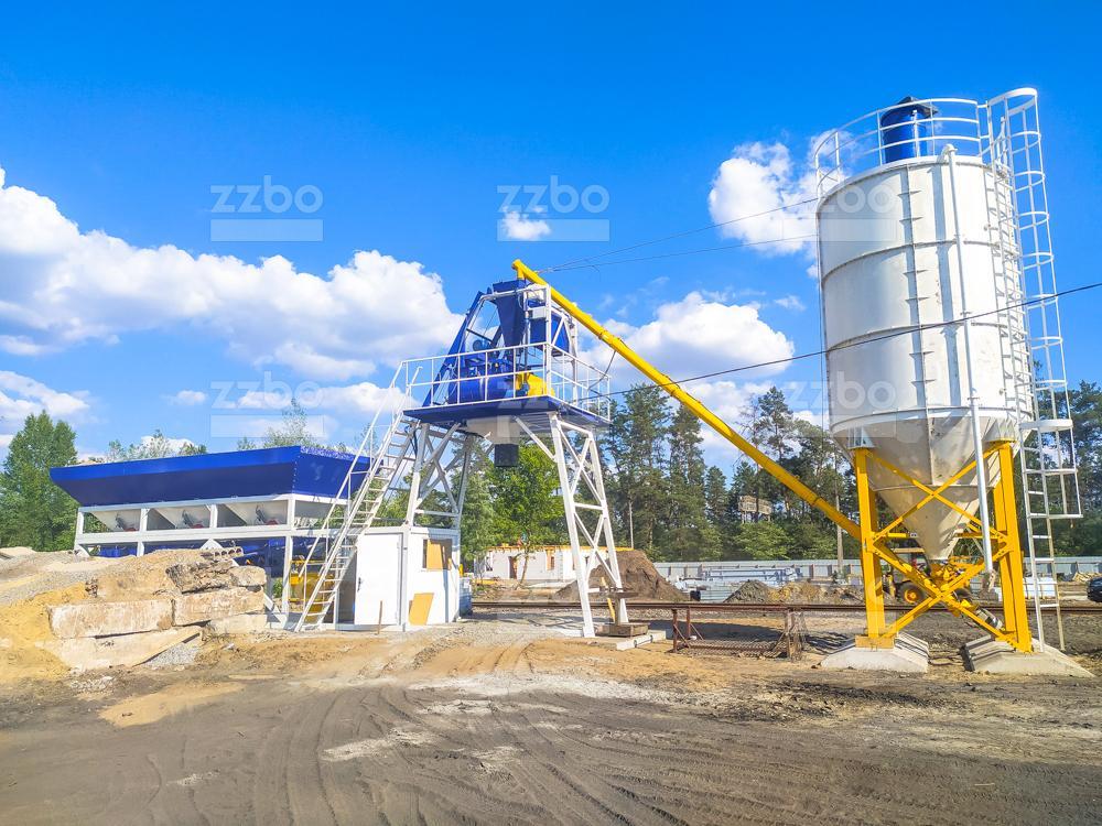 Бетонный завод КОМПАКТ-45 - фото 27